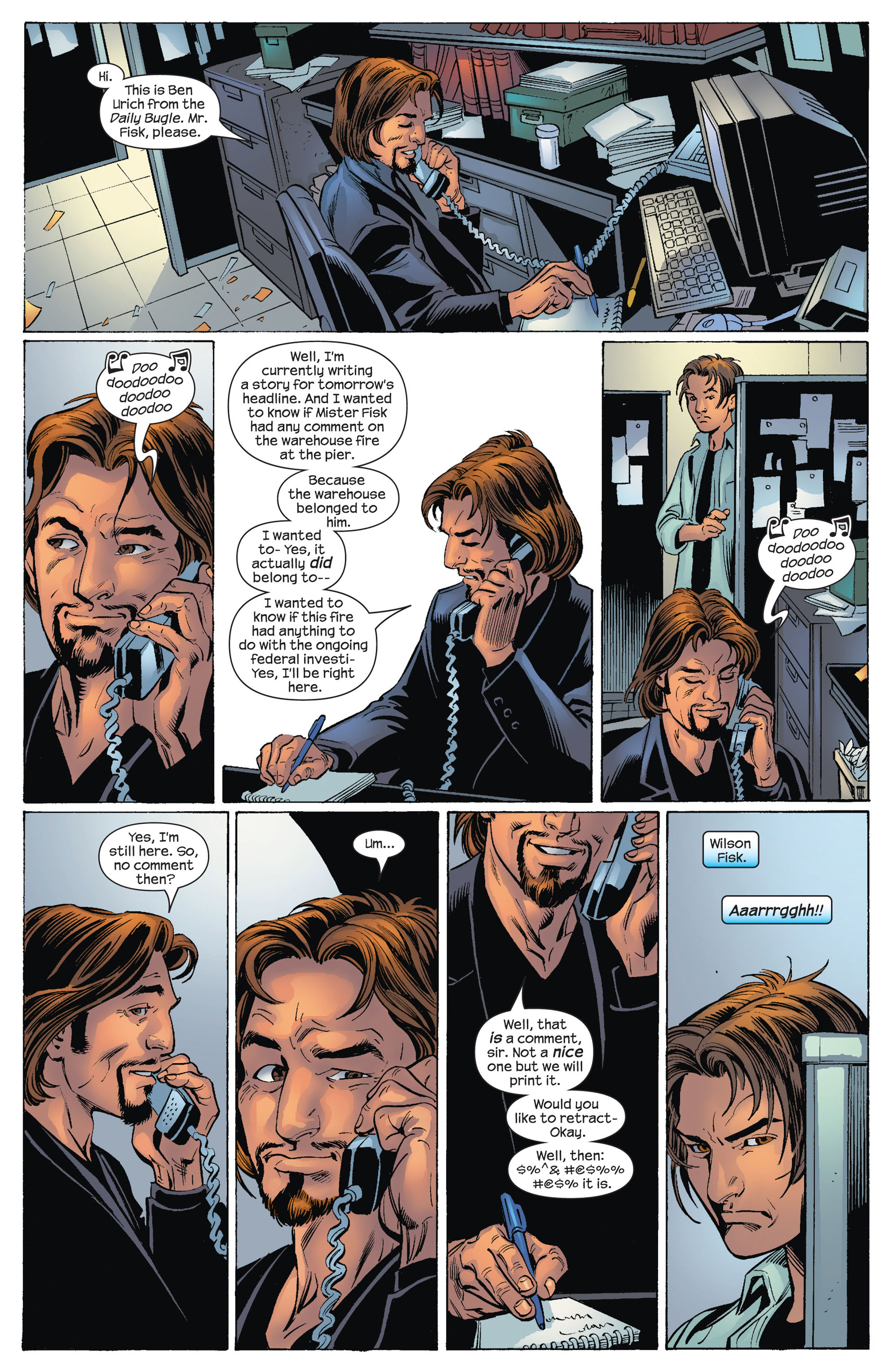 Read online Ultimate Spider-Man (2000) comic -  Issue #80 - 13