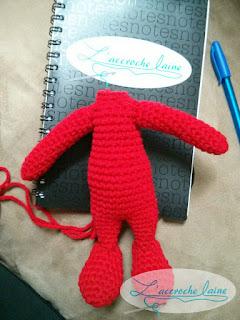 L'accroche laine - Tikki