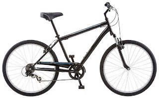 "Schwinn Men's Suburban Comfort Bike 26"" Black, image, review features & specifications"