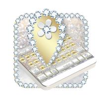 Gold & Silver Keyboard APK