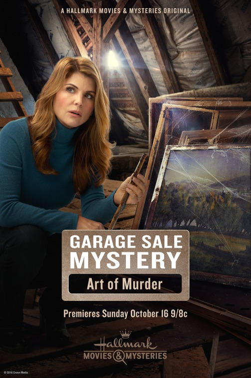 Garage Sale Mystery The Art Of Murder 2017 Full Movie