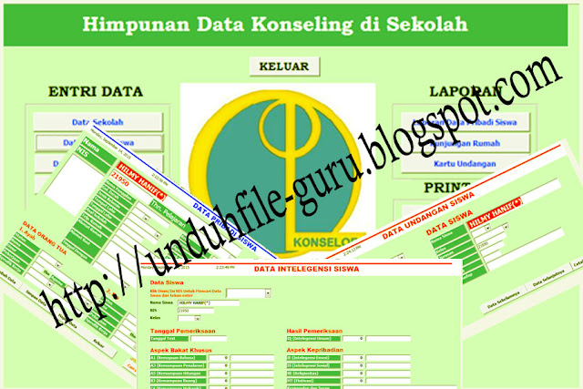 Unduh File Aplikasi Database Bimbingan Konseling 3