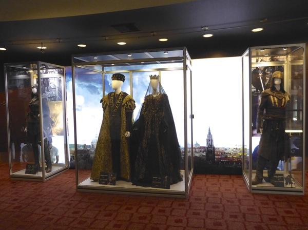 Assassins Creed movie costumes