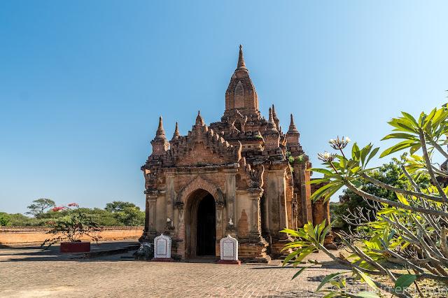 Khay-min-gha - Bagan - Myanmar - Birmanie