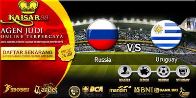 Prediksi Bola Jitu Russia vs Uruguay 25 Juni 2018