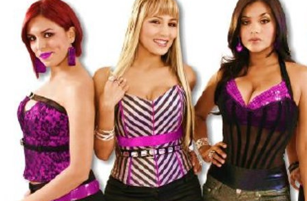 Jasu Montero, Jordana Doyle y Dora West