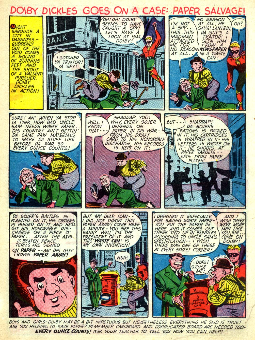 Read online All-American Comics (1939) comic -  Issue #57 - 21