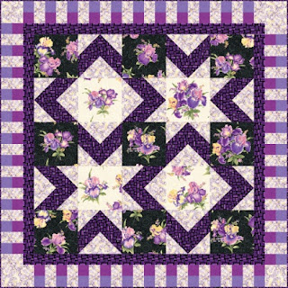 Sew In Love With Fabric Irresistible Iris