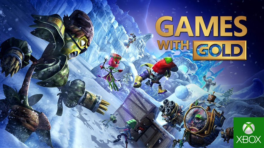 plants vs zombies garden warfare 2 xbox live gold free game