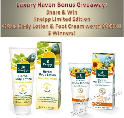 singapore national day kneipp skincare giveaway