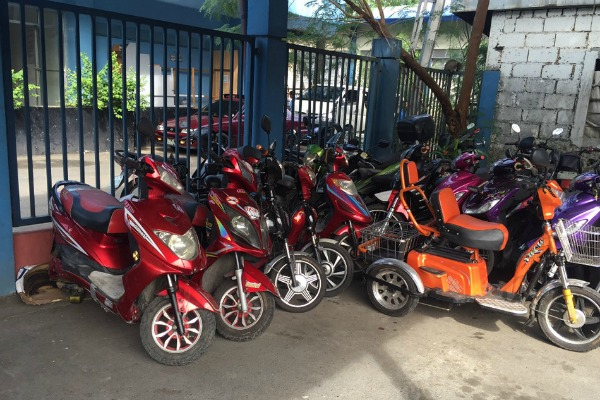 Here's how to register your e-bikes at the LTO