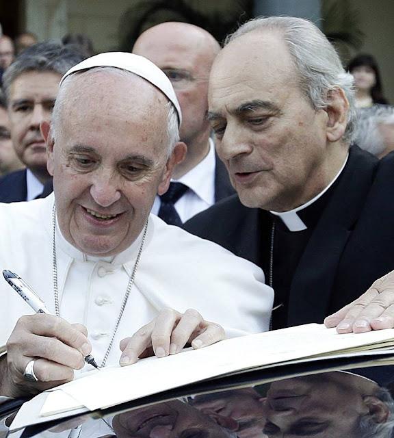 """Os apoios vaticanos aos """"acordos de paz"""" não adiantaram de nada porque o povo colombiano não engoliu o iníquo embuste"""