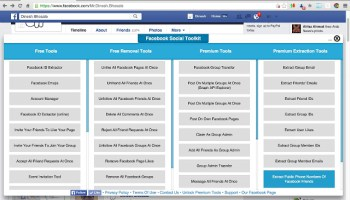Facebook Social Toolkit Premium Free Download