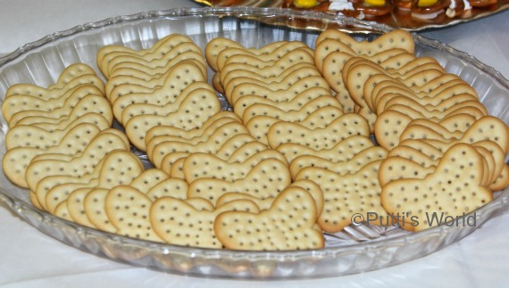 Butterfly Crackers Kids party Themed Food