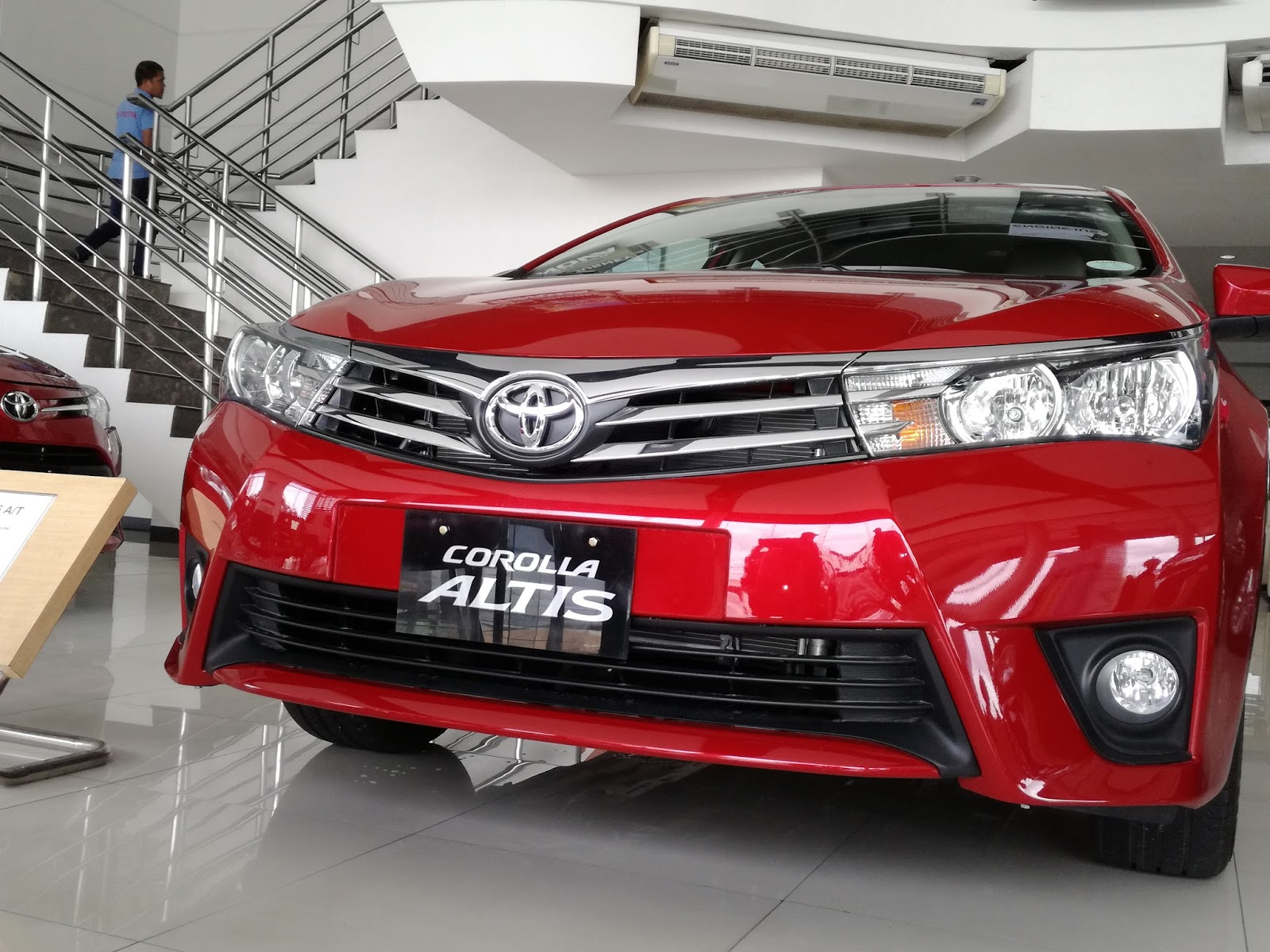 Brand New Toyota Altis For Sale Philippines Spesifikasi Grand Veloz 1.3 2016 Corolla 1 6 G Automatic Iloilo Inc Let S See What The Can Do And Find Out If Waku Doki Dna That Has Infused Into Car Deliver Heart Pounting