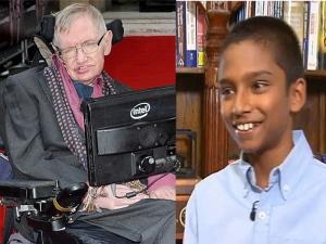 Pelajar Malaysia IQ Tinggi, Kalahkan Stephan Hawking