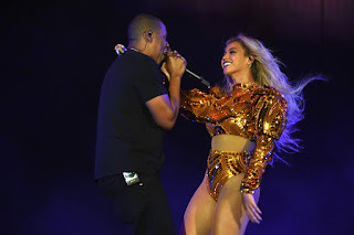 Beyonce and Jay Z formation world tour