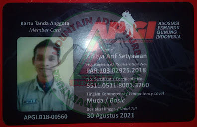 APGI ID ( Indonesian Mountain Guide )