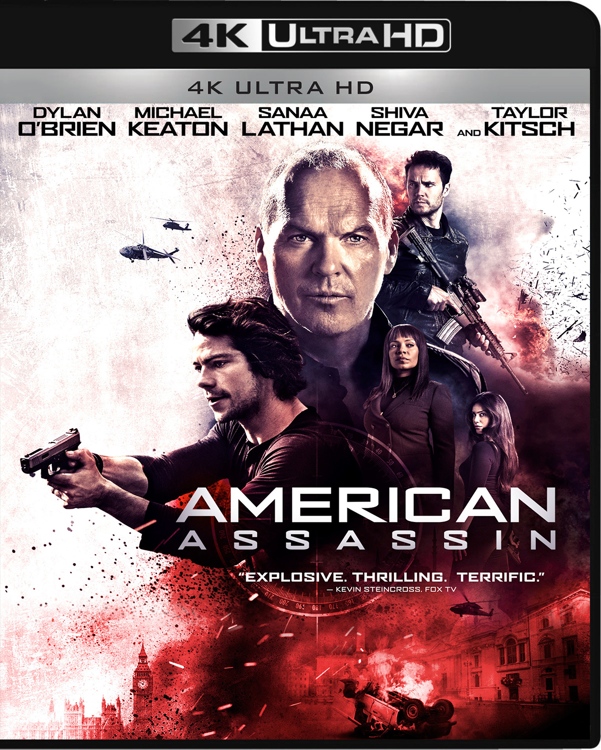American Assassin [2017] [UHD] [2160p] [Latino]