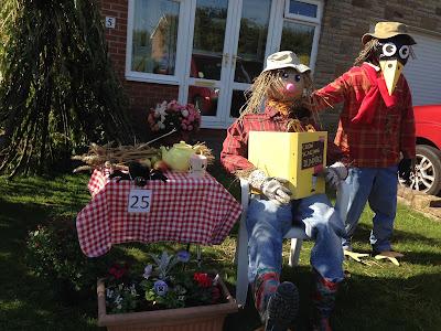 scarecrow trail