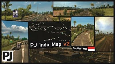 PJ Indo Map v 2.3