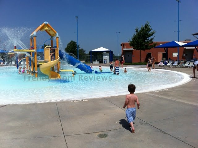Water works park review by daisy bryce water works park - Denton swimming pool denton manchester ...