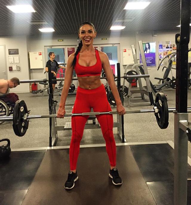 Russian Fitness Svetlana Eregina