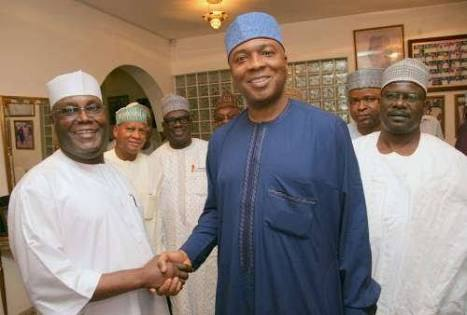 Saraki Speaks On 2019: I'm Confident Atiku Will Win