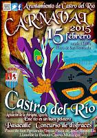 Carnaval de Castro del Río 2015