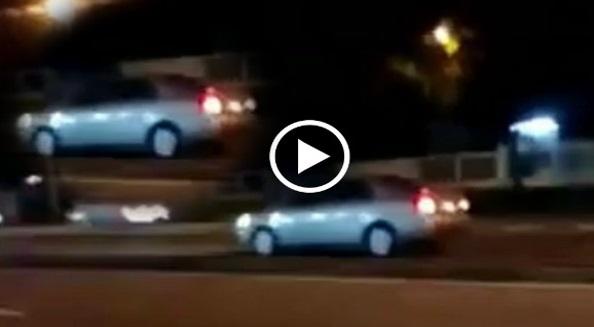 Video Terbaru Seorang Wanita Memandu Melawan Arus, Lepas Myvi Sekarang Toyota Vios Pula.