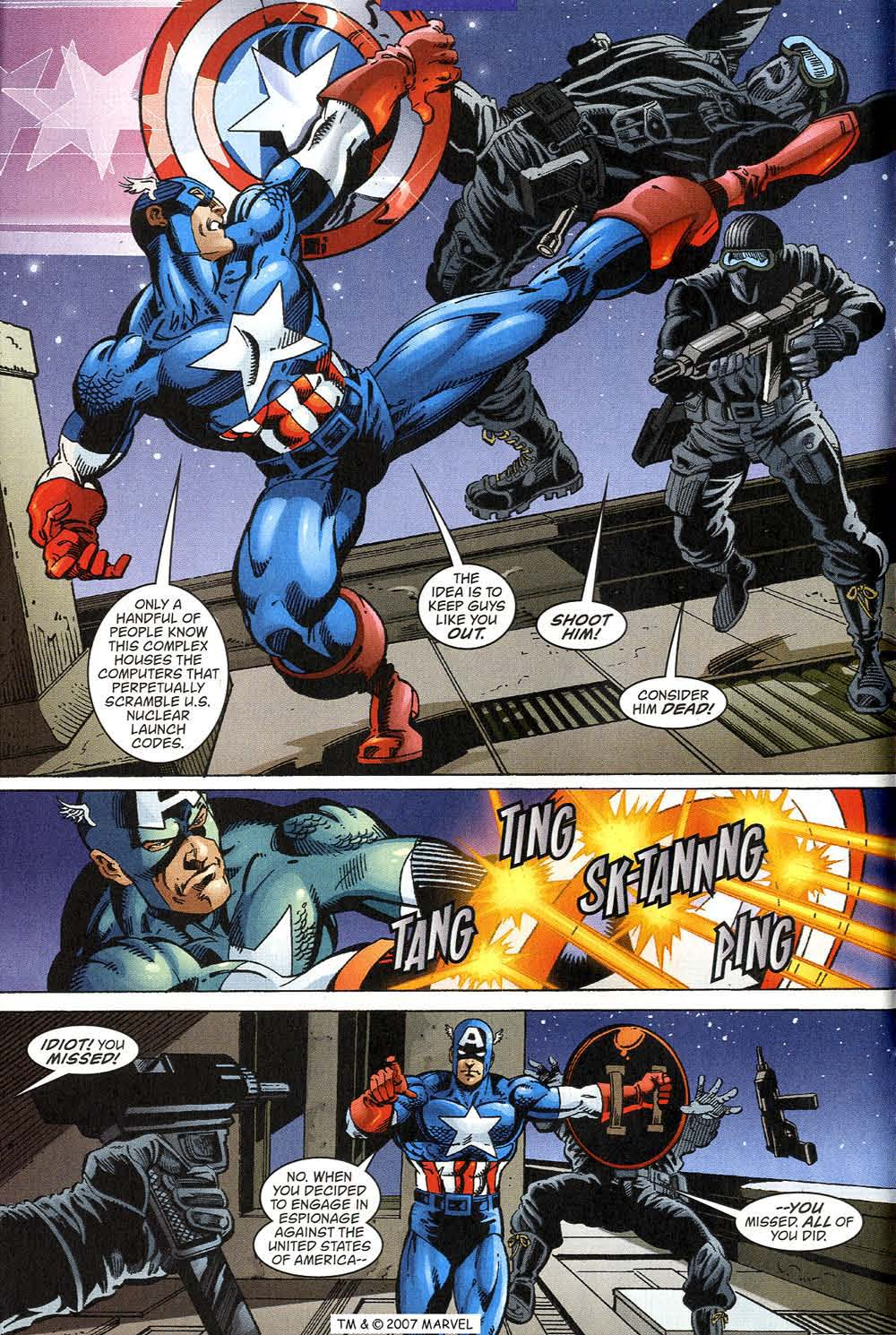 Captain America (1998) Issue #41 #48 - English 6