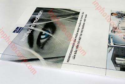 In màu A4 ở Hà Nội in catalogue giá rẻ đảm bảo chất lượng