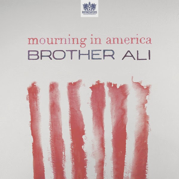 Brother Ali - Mourning In America - Single Cover
