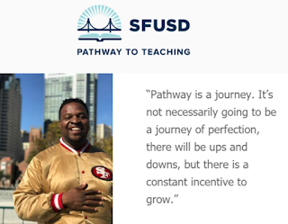 Pathway to Teaching promotional poster