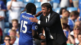 I miss Victor Moses – Conte