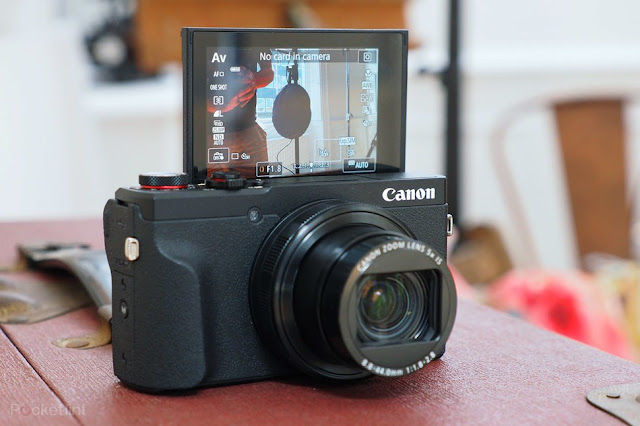 कैनन पॉवरशॉट जी 5 एक्स II प्रारंभिक समीक्षा: पॉप-अप व्यूफाइंडर कैमरा सोनी आरएक्स १०० पर नज़र रखता है