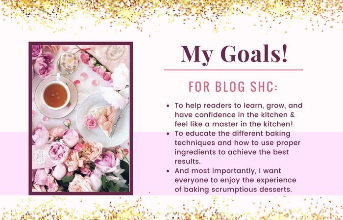 My Goals for Blog SHC