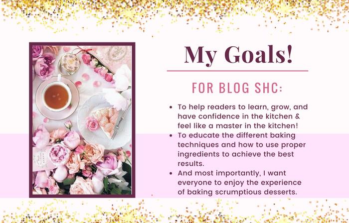 My Goals for Blog SHC