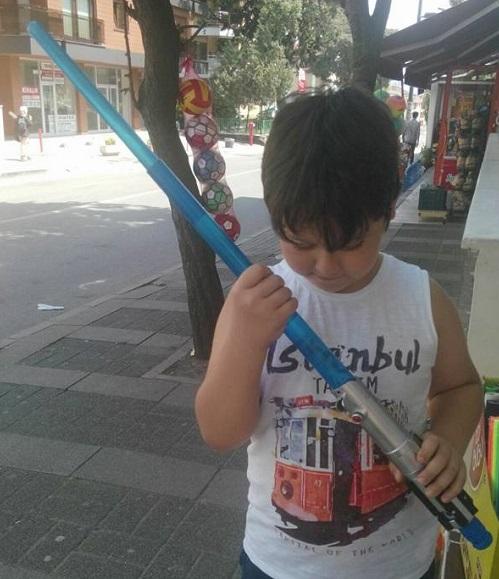çocuk kılıcı