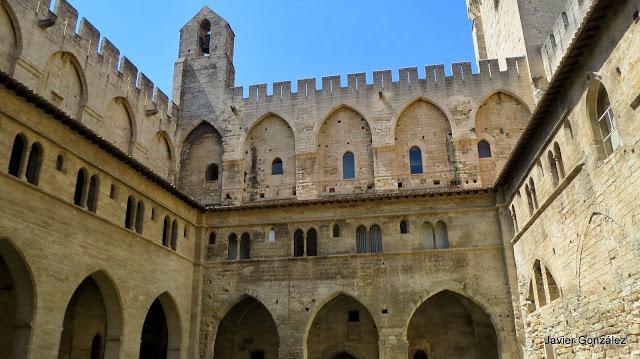 Avignon. Palacio de los Papas