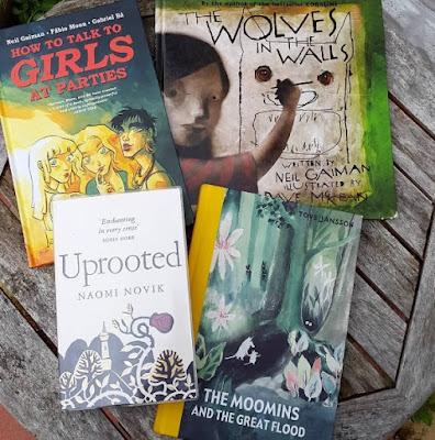 Whoopidooings: Library books