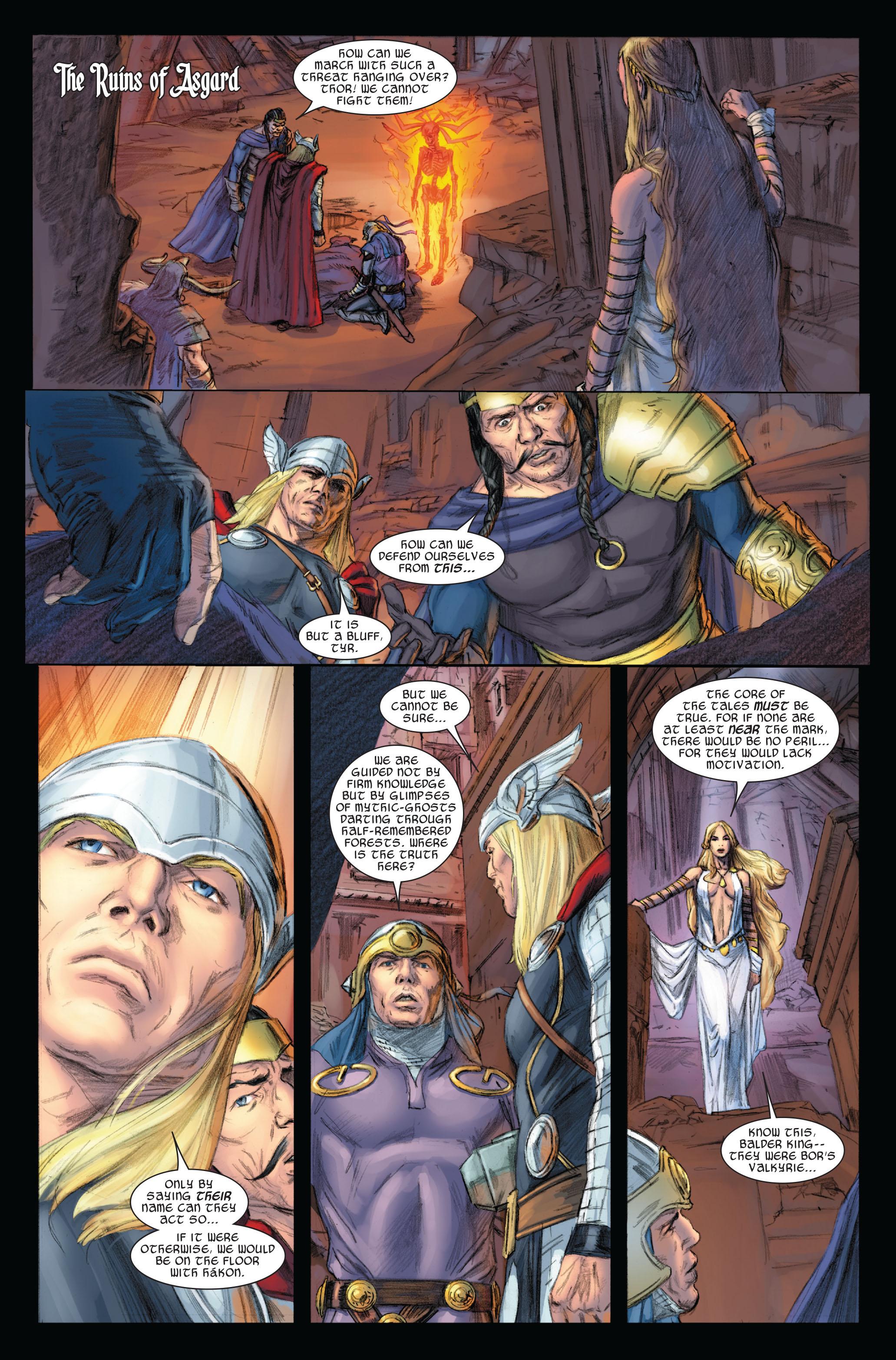 Thor (2007) Issue #612 #25 - English 5