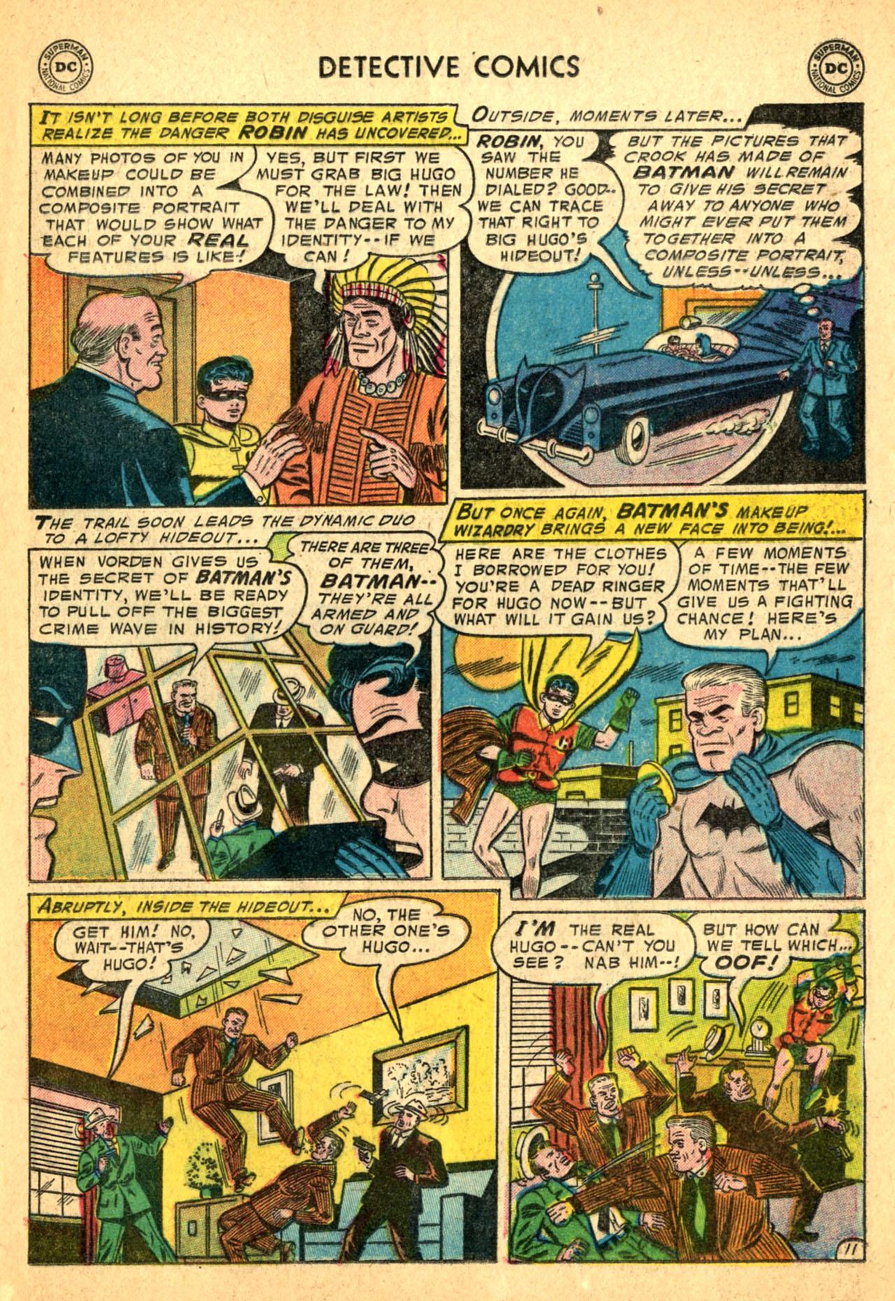 Read online Detective Comics (1937) comic -  Issue #227 - 13