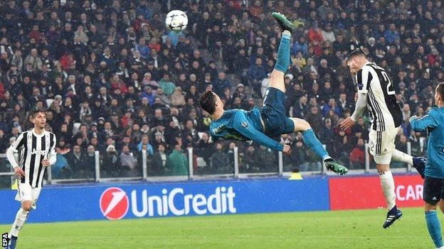 Some Interesting Facts Of  Juventas Vs Real Madrid Match
