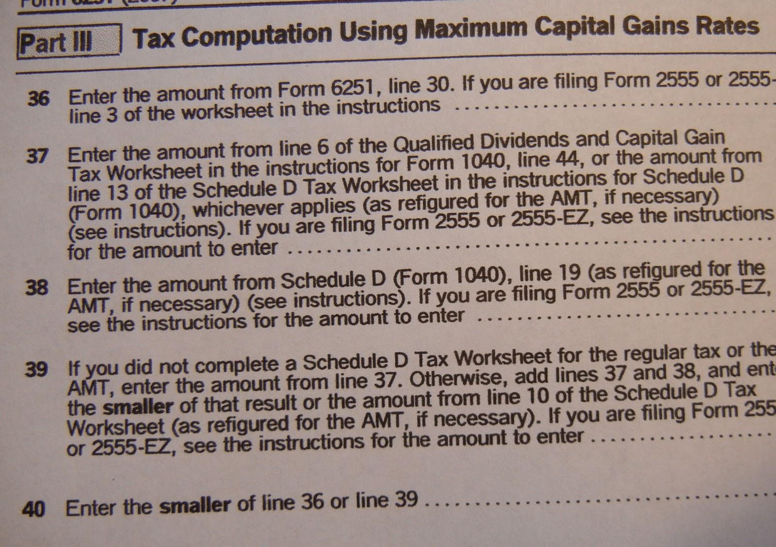 Form 2555 ez instructions 2018