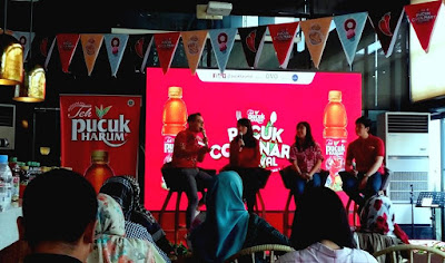 Press Conference Pucuk Coolinary Festival 2019