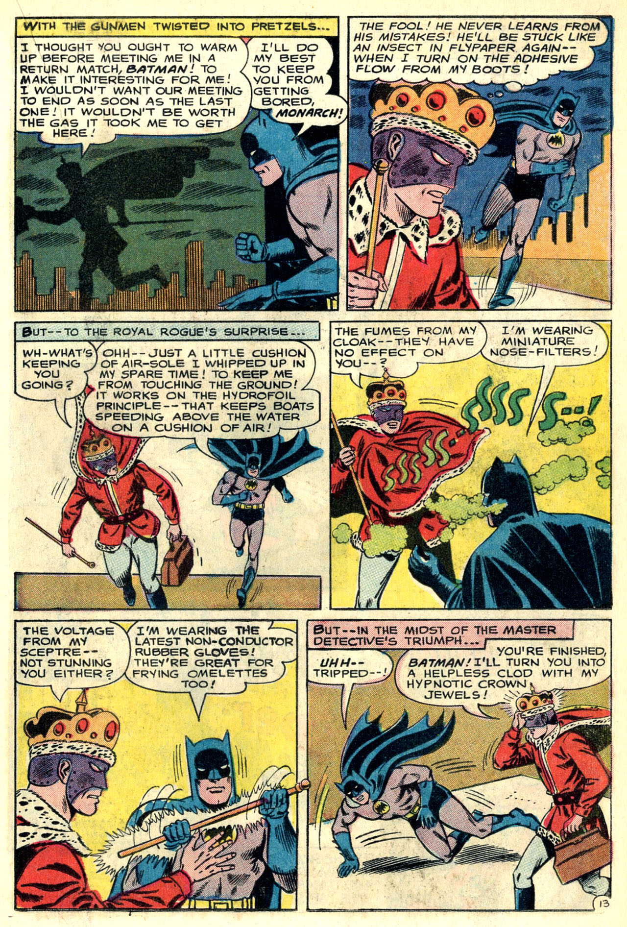 Detective Comics (1937) 350 Page 18