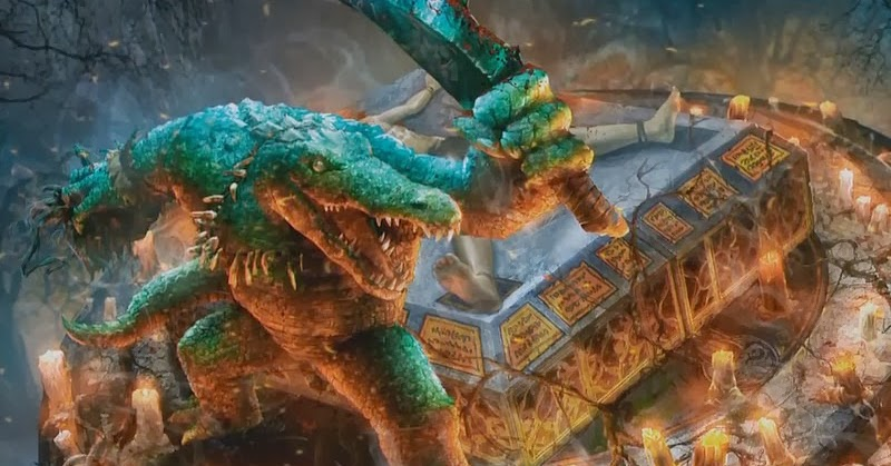 Movie Poster 2019: Rot 'n' Roll: Sacral Vault Battle Engine Spoilers