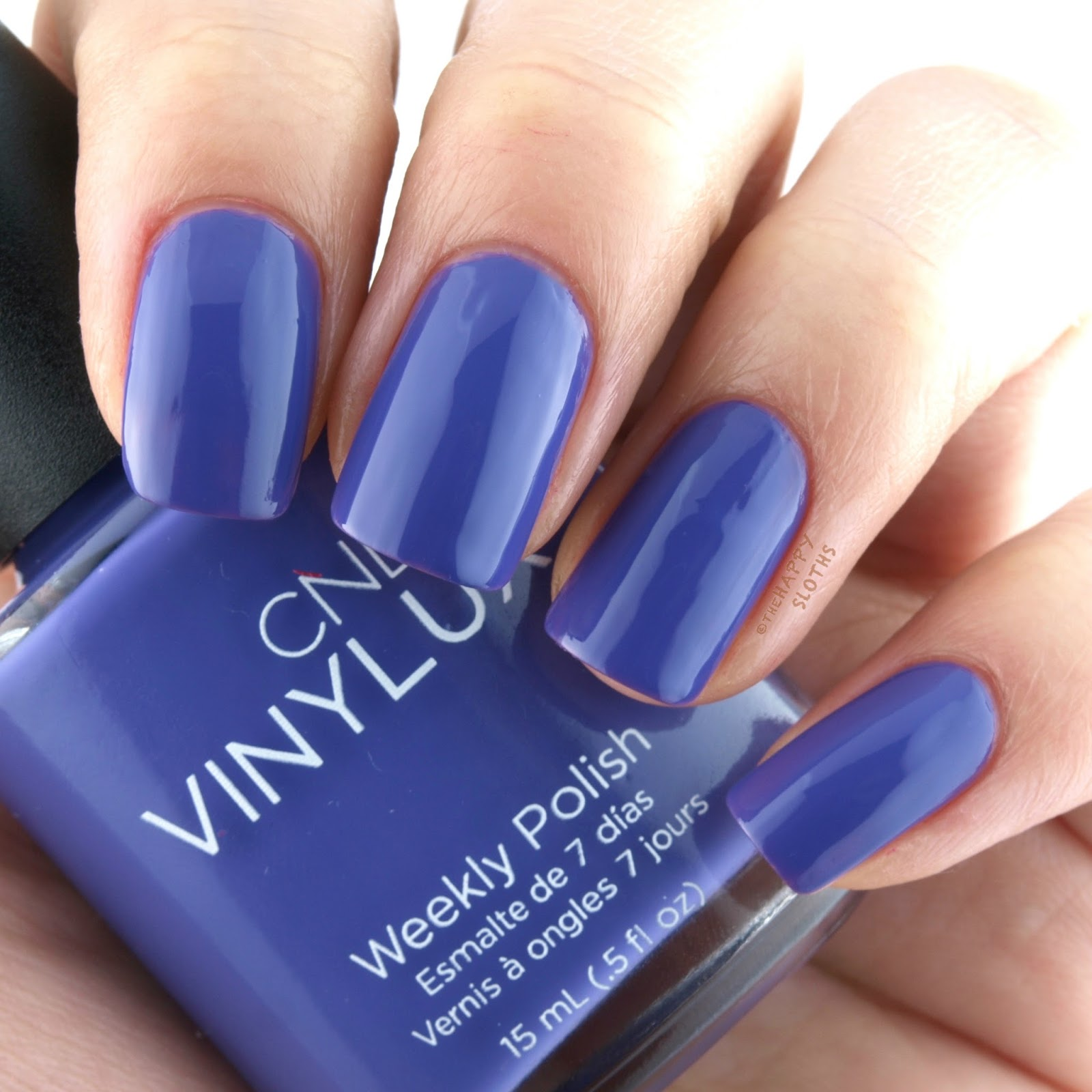 CND Spring 2017 New Wave Collection: Video Violet