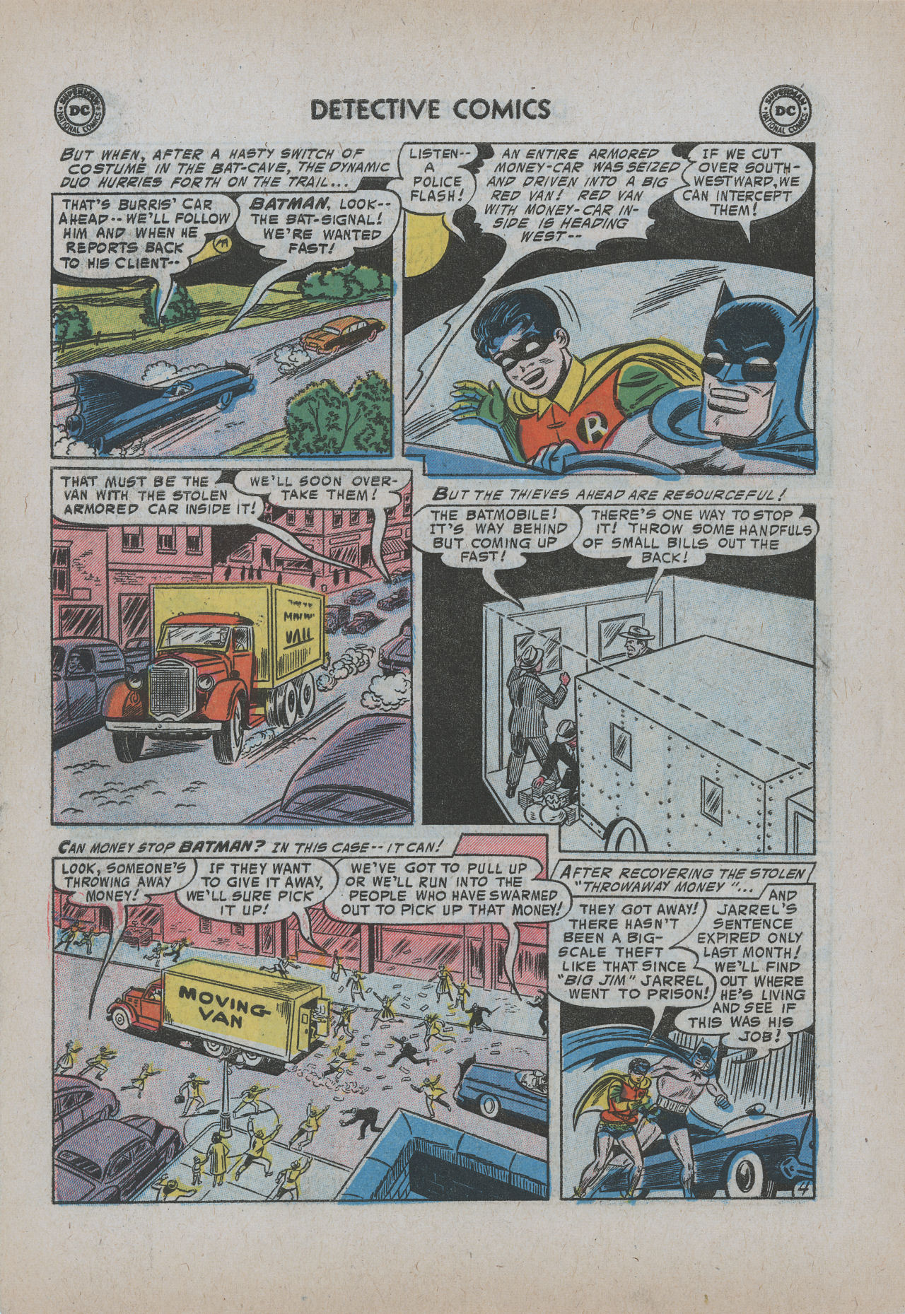 Detective Comics (1937) 223 Page 6